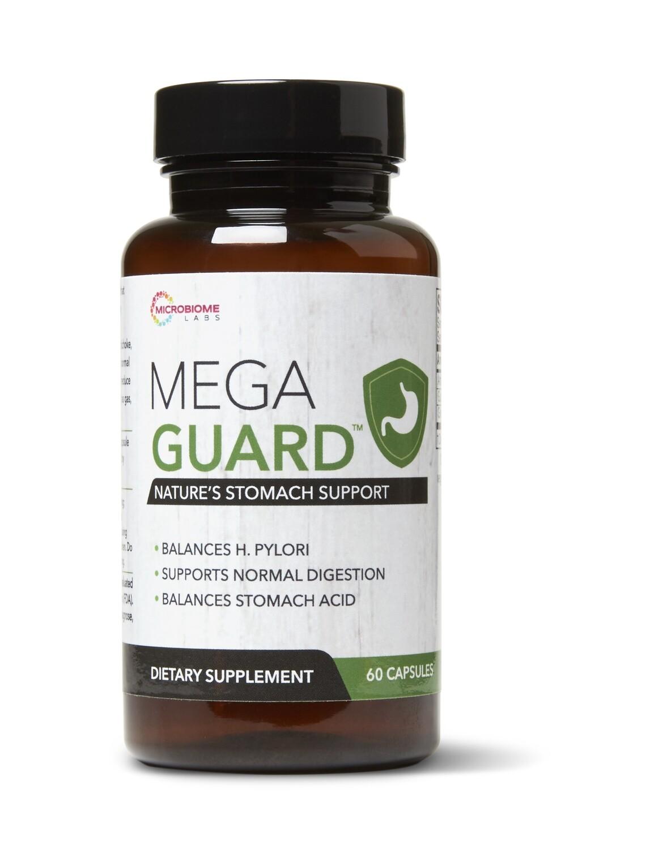 MegaGuard, Microbiome Labs 60 capsules