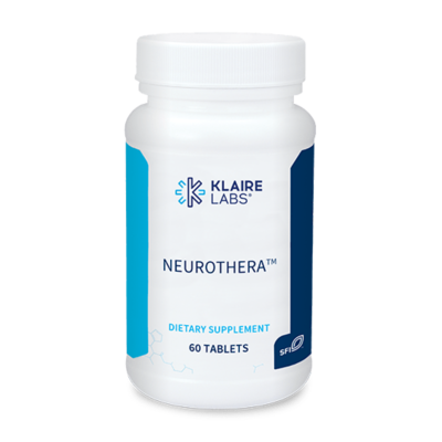 NEUROTHERA 60 TABLETS Klaire Labs