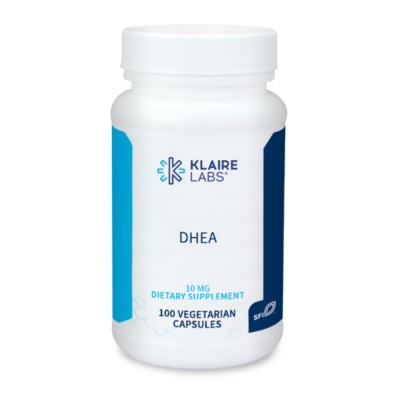 DHEA (10 MG) 100 CAPSULES  Klaire Labs