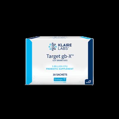 TARGET GB-X™,Klaire Labs,30 SACHETS