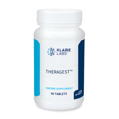 THERAGEST™ Klaire Labs 300 mg,90 tablets