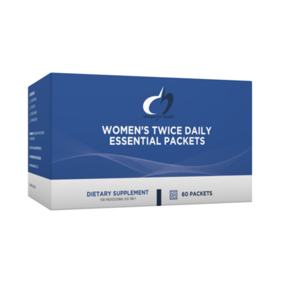 Women's Twice Daily Essential Packets