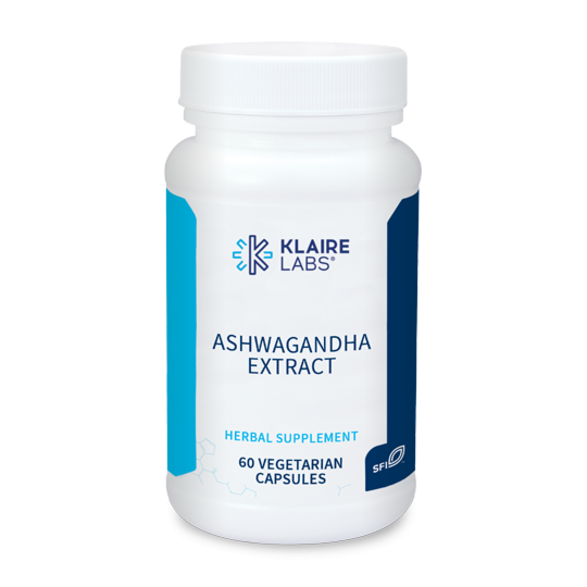 Ashvagandha Extract  300 mg 60 capsules  KLAIRE LABS