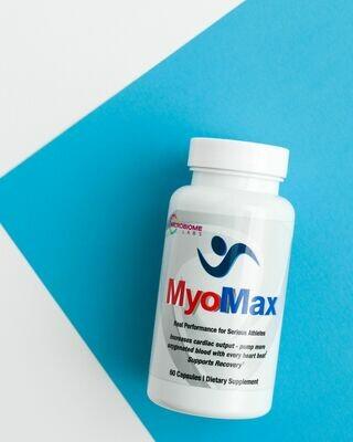 MyoMax  60 capsules  Microbiome Labs