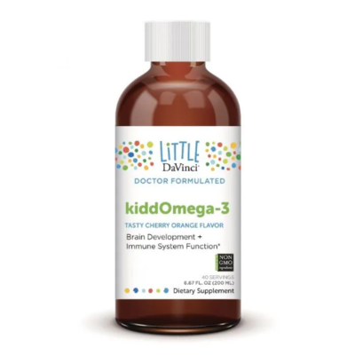 KIDDOMEGA-3 DaVinci Laboratories 200 ml