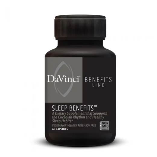 SLEEP BENEFITS 60 capsules DaVinci Laboratories