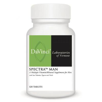 SPECTRA™ MAN DaVinci Laboratories 120 вегетарианских таблеток