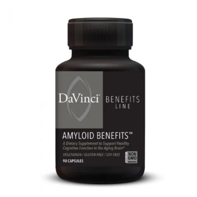 AMYLOID BENEFITS 90 capsules DaVinci Laboratories
