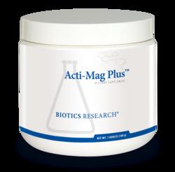Acti-Mag Plus 200 g Biotics Research