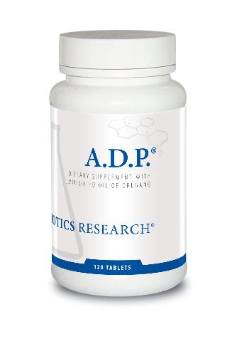 A.D.P. 60 tablets Biotics Research