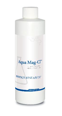 Aqua Mag-Cl, 200 mg  240 ml  Biotics Research