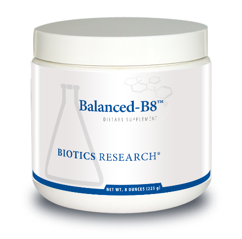 Balanced-B8™ (8 oz) Biotics Research