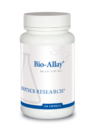 Bio-Allay 950 mg 120 capsules Biotics Research
