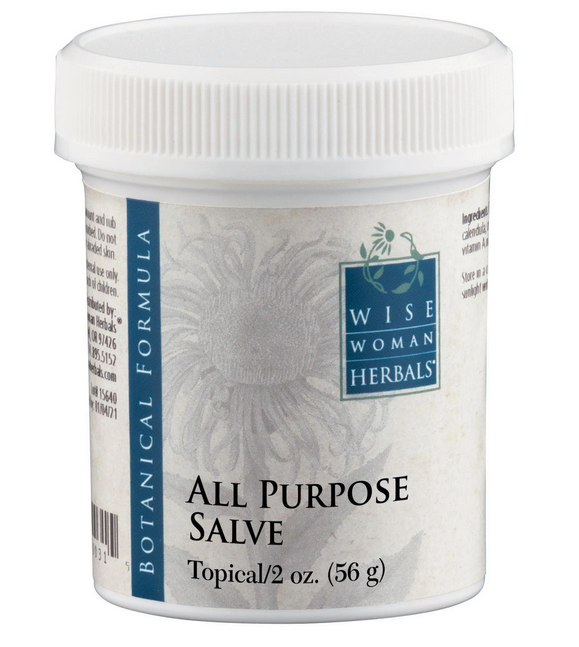 All Purpose Salve Wise Woman Herbal 56g