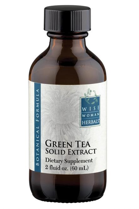 Green Tea Solid Extract