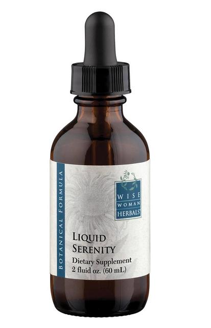 Liquid Serenity 60 ml Wise Woman Herbals