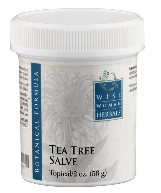 Tea Tree Salve 56 g Wise Woman Herbals