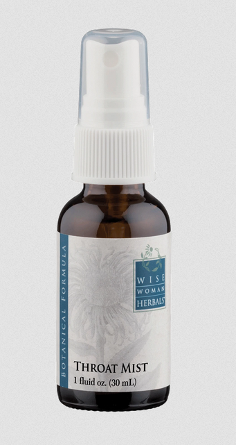 Throat Mist 30 ml Wise Woman Herbals