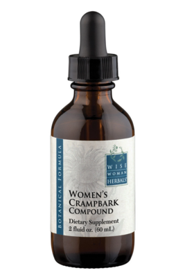 Women's Crampbark Compound