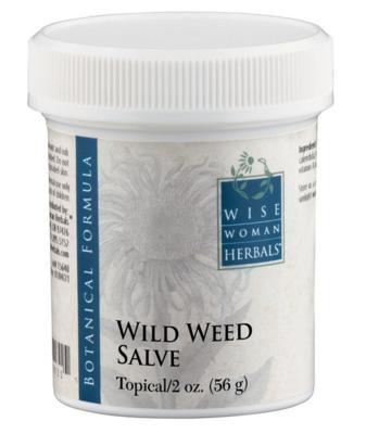 Wild Weed Salve 56 g Wise Woman Herbals