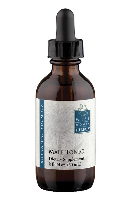 Male Tonic 60 ml  Wise Woman Herbals