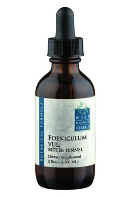 Bitter Fennel  (Foeniculum vulgare),60 ml Wise Woman Herbals
