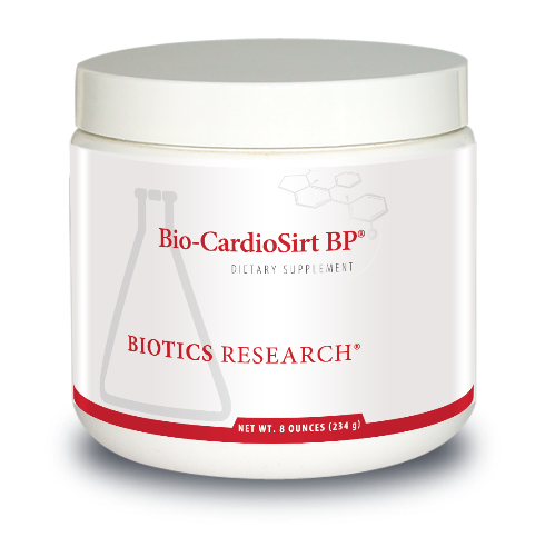 Bio-CardioSirt BP® (8 oz) Biotics Research