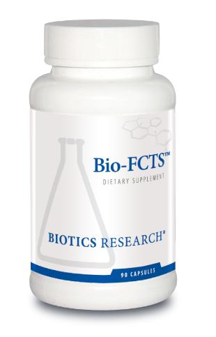Bio-FCTS 90 capsules Biotics Research