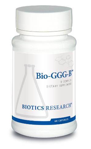 Bio-GGG-B 60 capsules  Biotics Research