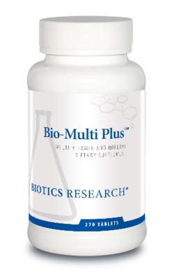 Bio-Multi Plus 270 tablets Biotics Research