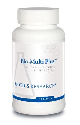 Bio-Multi Plus 90 tablets Biotics Research