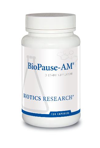 BioPause-AM 120 capsules Biotics Research
