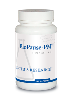BioPause-PM  120 capsules  Biotics Research