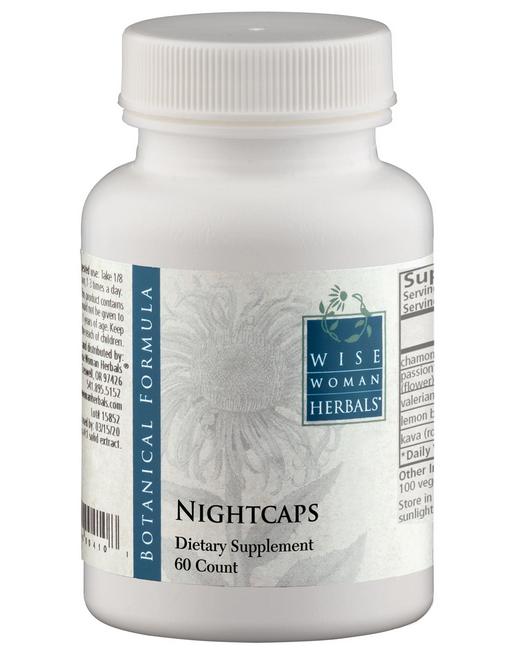 Nightcaps Wise Woman Herbal  60 capsules