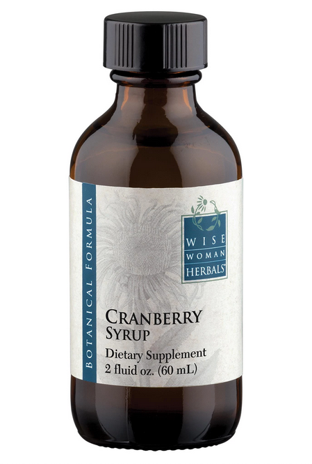 Cranberry Syrup,Wise Woman Herbal,60 ml