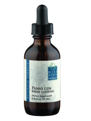 Asian ginseng (Panax ginseng) 60 ml Wise Woman Herbals
