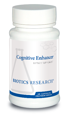 Cognitive Enhancer 60 capsules Biotics Research