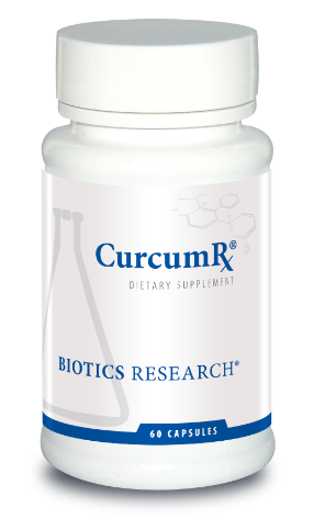 CurcumRx 60 Capsules Biotics Research