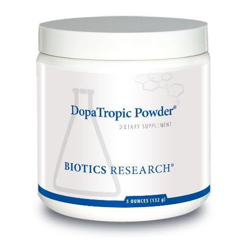 DopaTropic® Powder 132 g Biotics Research