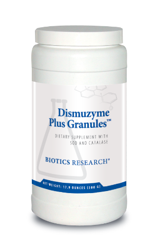 Dismuzyme Plus Granules  500 г гранул Biotics Research