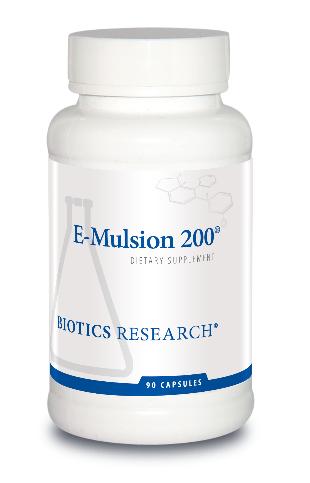 E-Mulsion 200® (90 C),Biotics Research