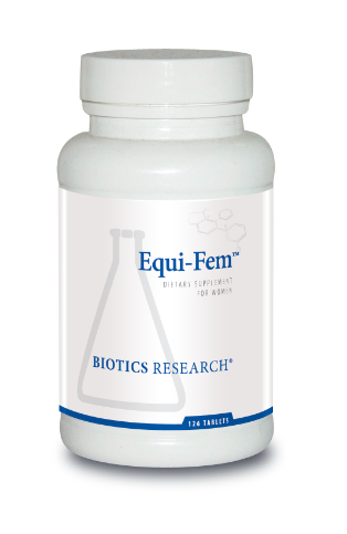 Equi-Fem  126 Tablets  Biotics Research