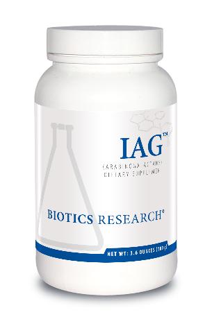 IAG  100 g Biotics Research