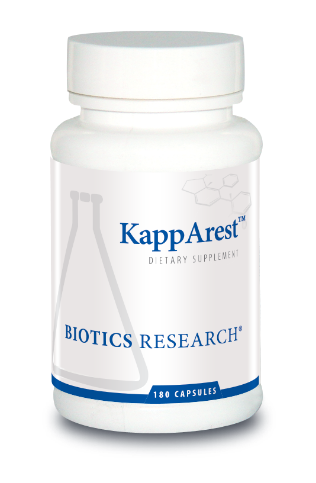 KappArest  180 Capsules Biotics Research