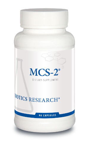 MCS®-2 ,90 Capsules Biotics Research