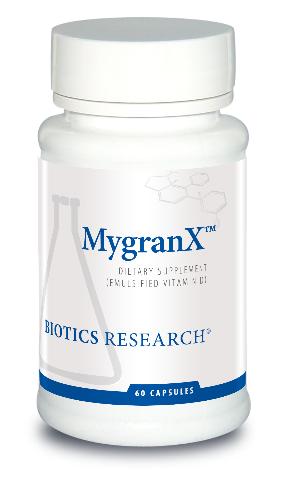 MygranX  60 Tablets Biotics Research