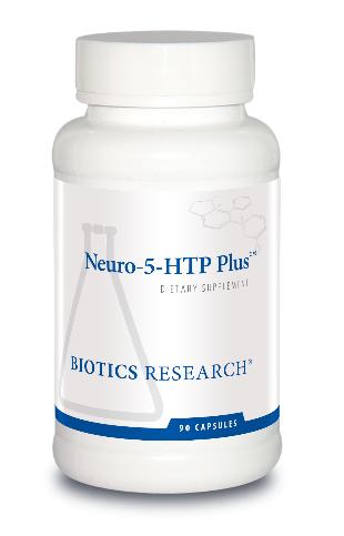 Neuro-5-HTP Plus  90 Capsules Biotics Research