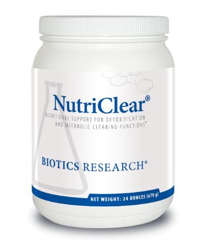 NutriClear 24 oz Biotics Research