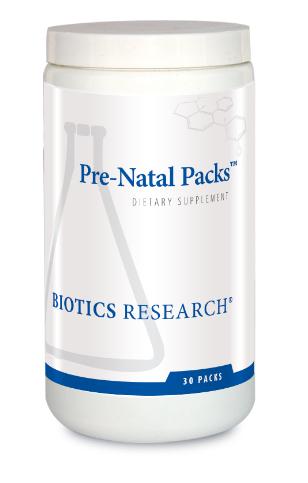 Pre-Natal Packs™ (30 Pk)