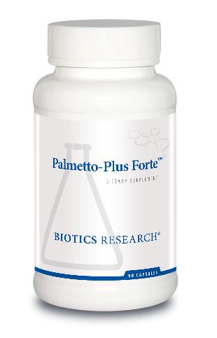 Palmetto-Plus Forte 90 capsules Biotics Research